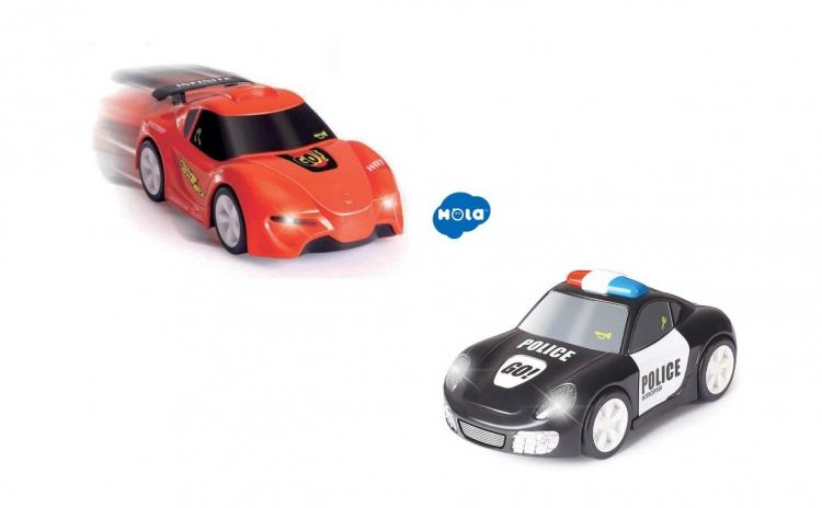 Masina Touch and Go Hola Toys