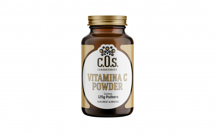 Pulbere De Vitamina C, COS Laboratories