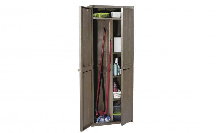 Cabinet multifunctional optica lemn
