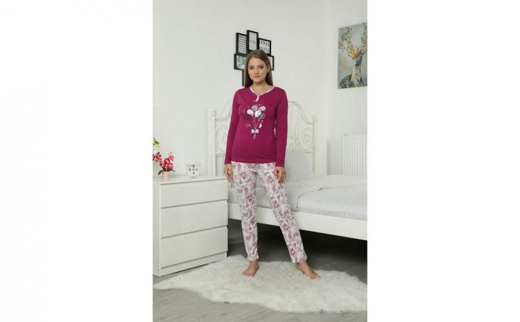 Pijama de dama