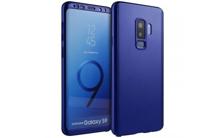 Husa Full Cover 360 Samsung Galaxy S9,