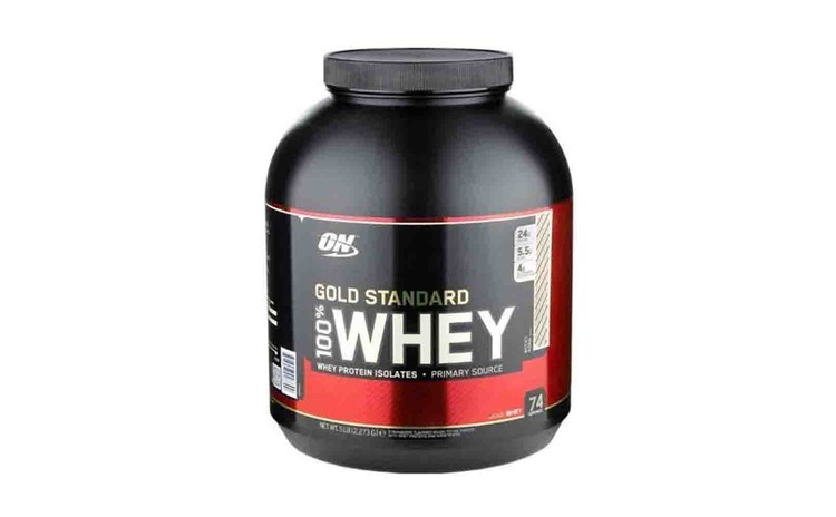 100% Whey Gold Standard 2 3Kg 77
