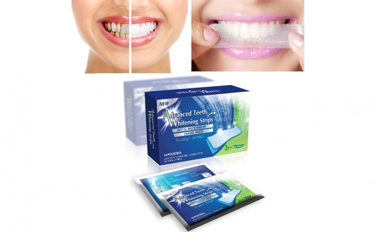 Set 28 benzi albire dentara