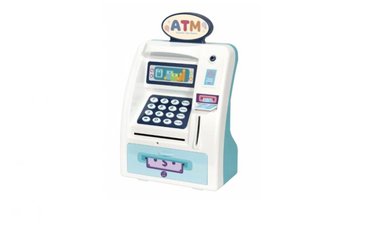 Jucarie interactiva Bancomat ATM