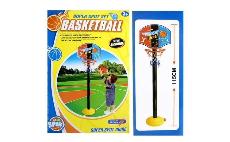 Jucarie cos de baschet pentru copii