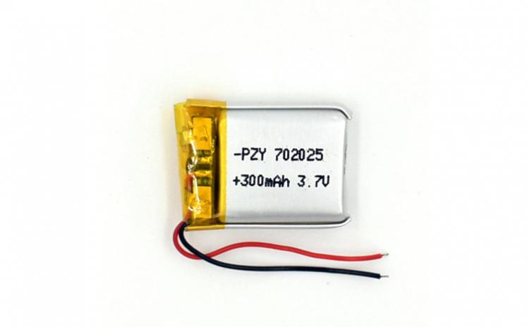 Acumulator Li-Po - 3,7 V - 300ma