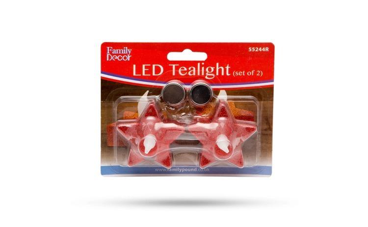 Opaiţ cu LED