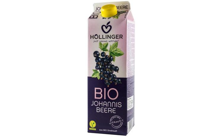 Nectar bio de coacaze negre Hollinger 1l