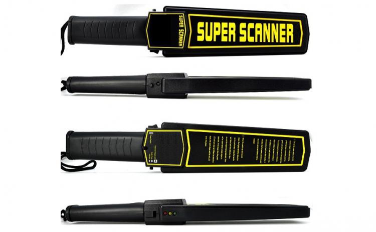 Detector Metale de Securitate