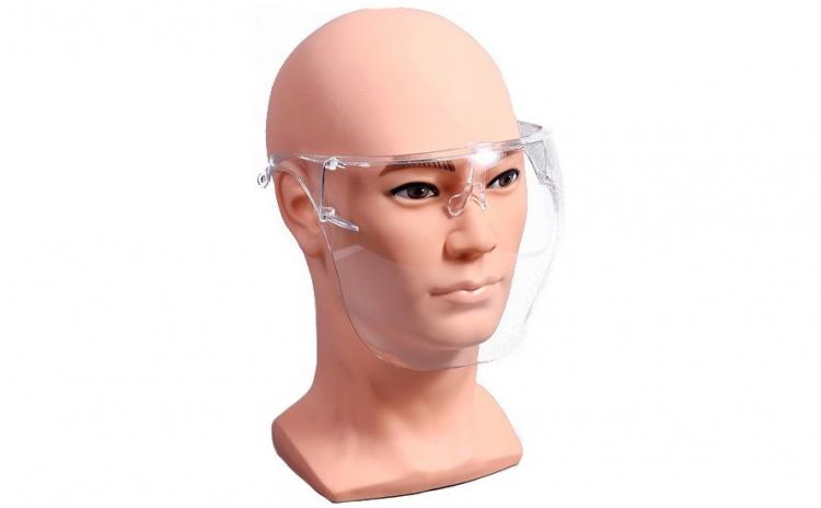 Viziera profesionala protectie faciala