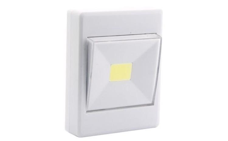 Lanterna LED de perete cu intrerupator