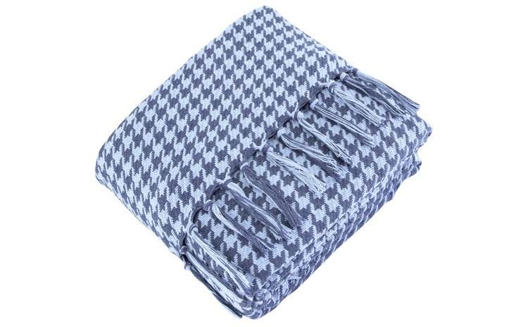 PATURA LUX THROW COZY INDIGO MASIVI