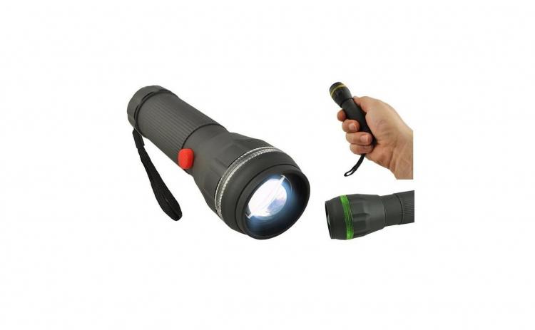 Lanterna led cu functie zoom, putere 3W