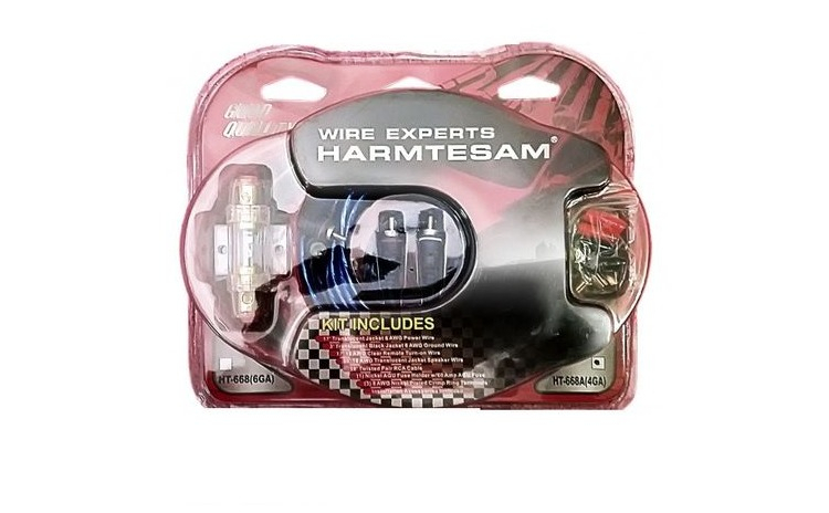Kit subwoofer Harmtesam