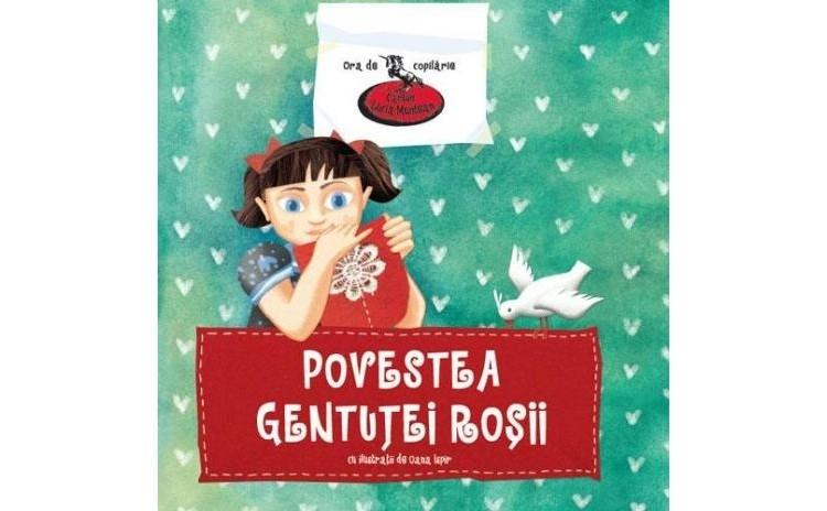 Povestea gentutei rosii, autor Lucia Muntean