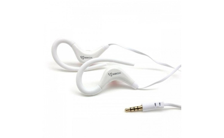 Imagine indisponibila pentru Casti in-ear SBOX EP-338W White