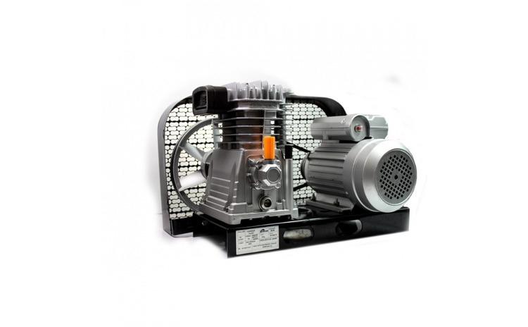 Grup pompa compresor 360 l/min 8 bari