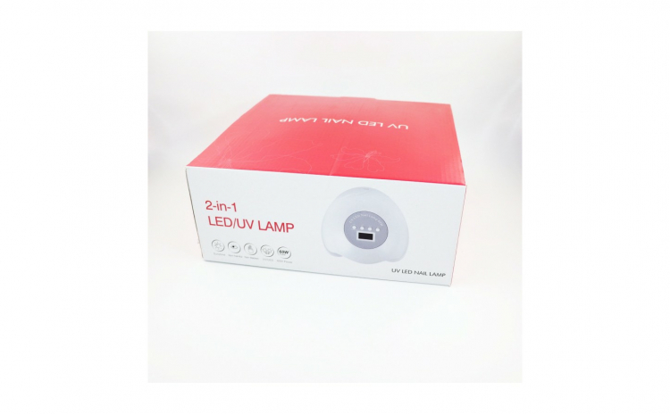 Lampa Led 2in1, 60W