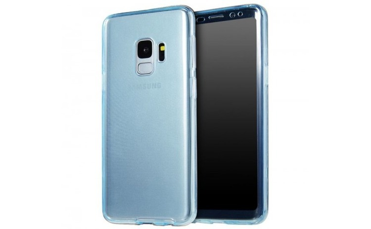 Husa Full TPU 360 fata   spate Samsung