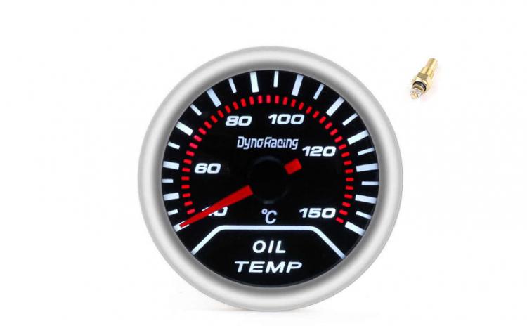 Ceas bord temperatura apa / ulei motor