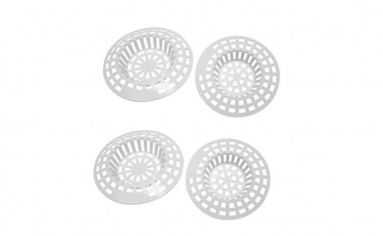 Set 4 site pentru chiuveta plastic