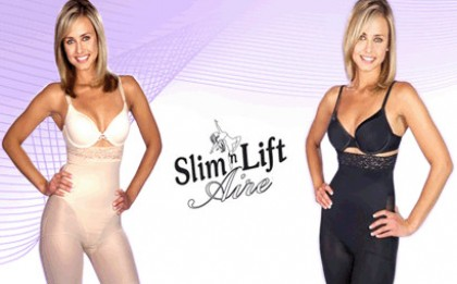 Arati perfect cu: Slim'n Lift Supreme Confort, la doar 25 RON in loc de 60 RON, numai la www.fiifresh.shopmania.biz