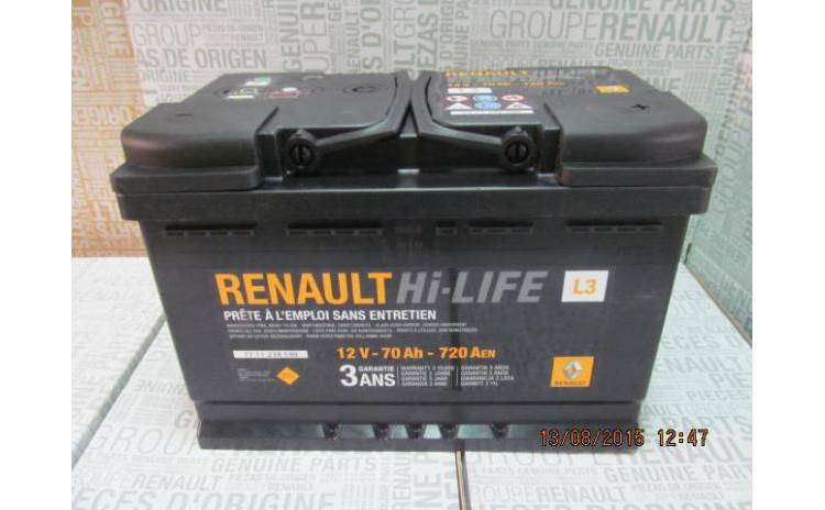 Baterie auto 70 Ah 720 A(EN) 12V