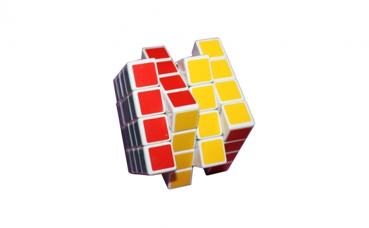 Imagine indisponibila pentru Joc puzzle - cub Rubik - 4 x 4 x 4