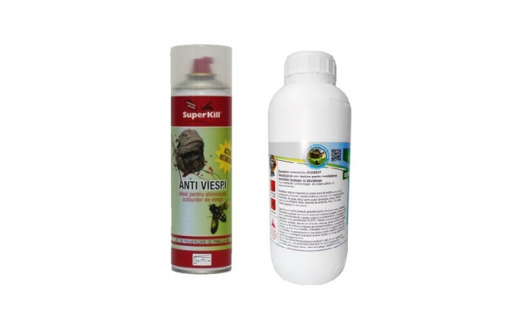 Pachet anti insecte