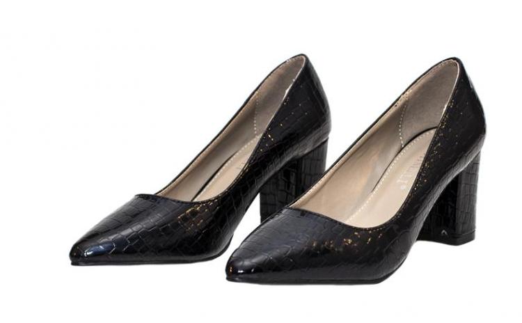 Pantofi Dama Cu Toc Gros Mardell, La 95 In Loc De 179 Ron