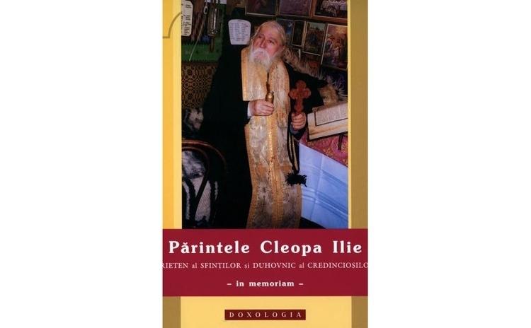 Părintele Cleopa Ilie, prieten al
