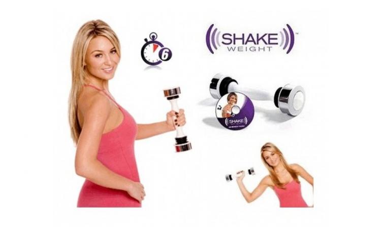 Gantera Shake Weight