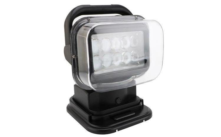 Proiector LED Rotativ Wireless 50W, 4000