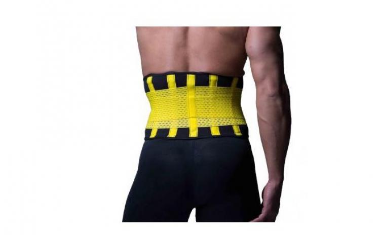 Centura abdomen de slabit