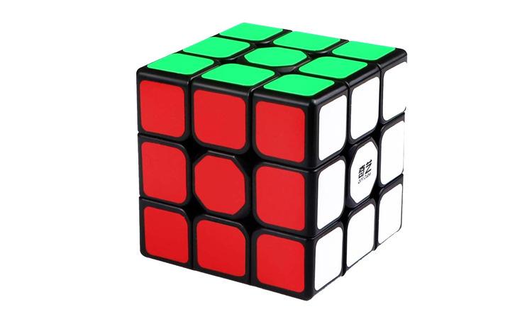 Cub Rubik 3x3x3 QiYi Big Sail, 6.8,