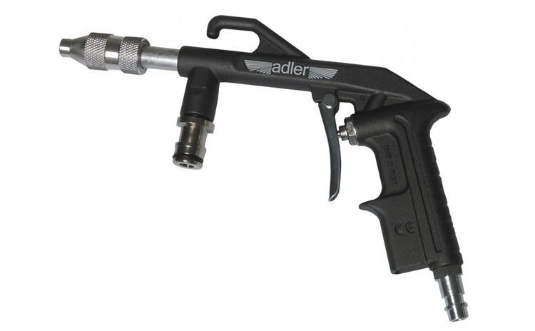 Pistol cu apa-aer pentru spalare sub