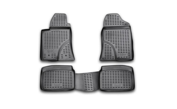 Set Covorase Tavita Negre Toyota Avensis