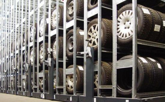 Depozitare anvelope auto