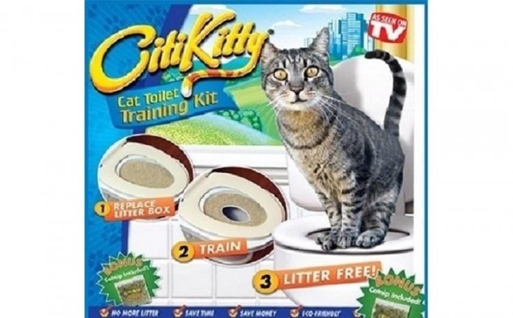 Kit pentru antrenarea pisicii
