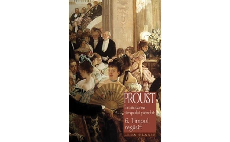 In cautarea timpului pierdut Vol. 6, autor Marcel Proust