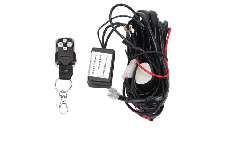 Kit cabluri proiectoare/led bar releu
