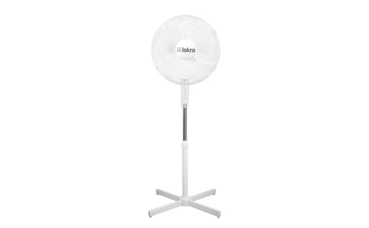 Ventilator cu picior Iskra SF-001B 43cm