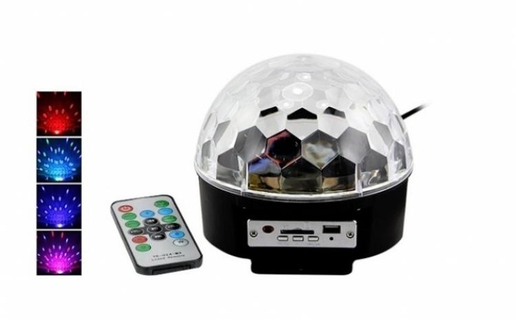 Glob disco + bec disco rotativ