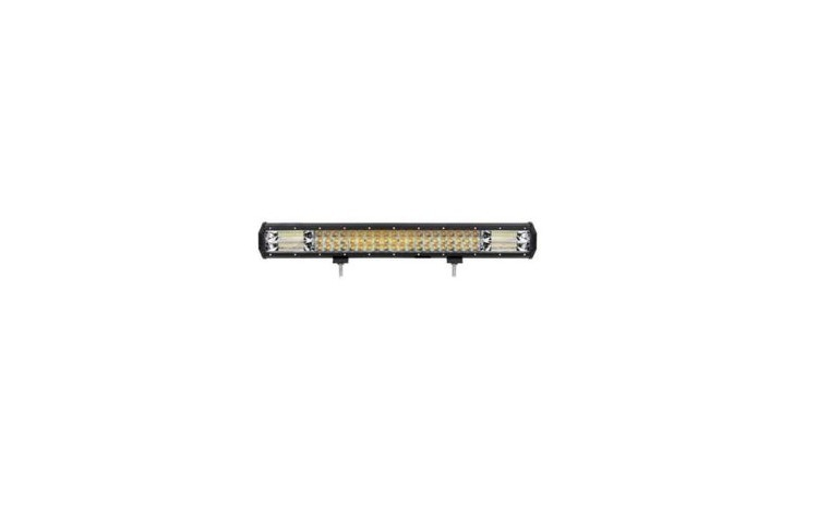 Led bar 252w bicolor