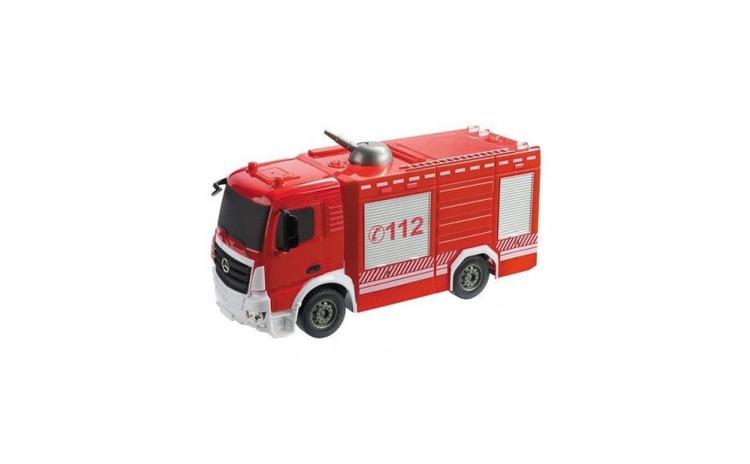 Masinuta de pompieri cu telecomanda,
