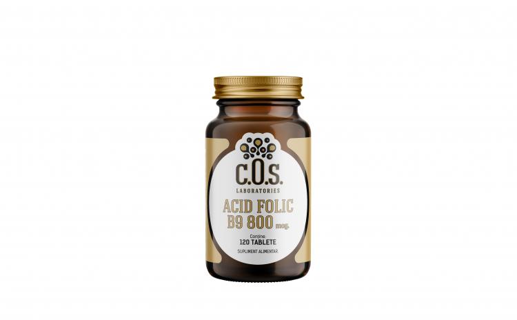 ACID FOLIC B9 800mcg, COS Laboratories