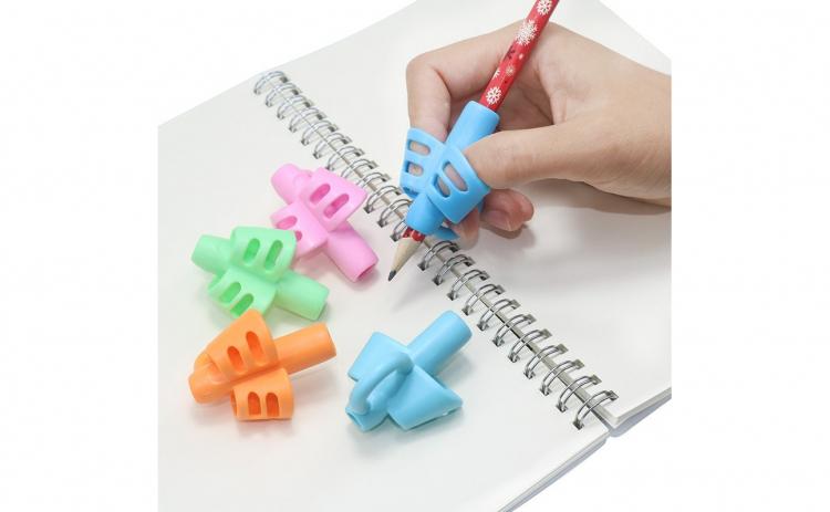 Corector de scris cu 3 degete