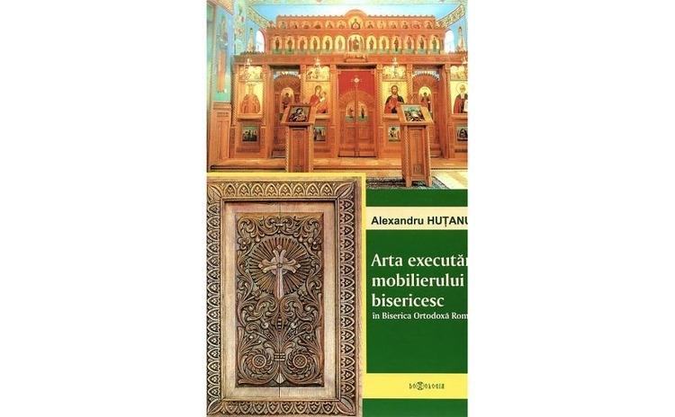 Arta executarii mobilierului bisericesc