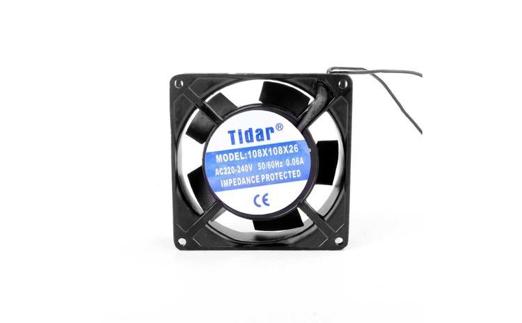 Cooler Ventilator 220V  Metalic
