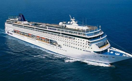Croaziera pe Marea Mediterana